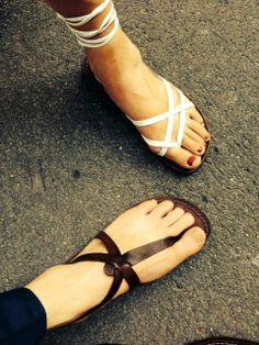 Leather Sandals - www.sandalishop.it :-)