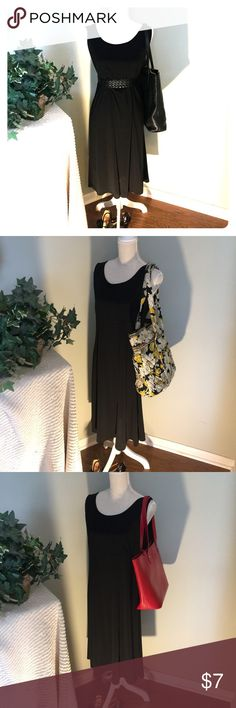 Little Black Dress!!! TRUE ENVY True Envy Dress is sleeveless with Scoop neck. Shown with Belt and without. Looks good with any color accessories of your choice.  (Dress only for sell) True Envy Dresses