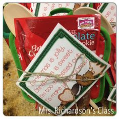 Mrs. Richardson's Class: Last Minute Gifts! A great gift for your teaching buddies!
