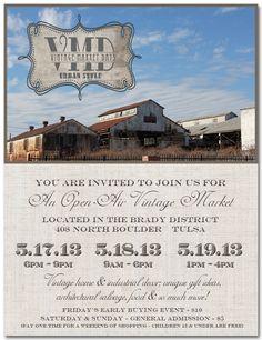 Vintage Event - Tulsa, OK             May 2013