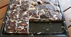 Babiččin tajný recept na Ledové kostky se smetanovým krémem a čokoládovou polevou! Pochutná si opravdu každý - Dessert Drinks, Desert Recipes, Cheesecakes, Recipe Box, Food And Drink, Cooking Recipes, Yummy Food, Sweets, Candy