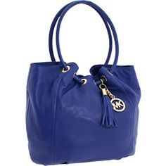 Cobalt is right on trend this fall.