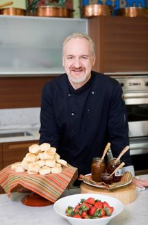 Oprah's Scrambled Eggs with Fresh Herbs and Cheese : Chef Art Smith