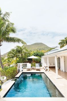 Hotel Review: Le Toiny, St Barths (Condé Nast Traveller)