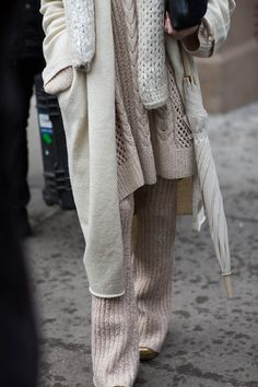 On the Street….Fashion in Detail, New York