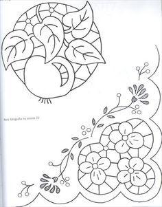 206 Fantastiche Immagini Su Ricamo Intaglio Embroidery Patterns