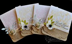 stampendous jumbo peony, just rite friendship sentiments stamp