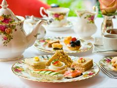 Why travel to London? The best spots for afternoon tea in Houston. Would be fun to take the girls some day.