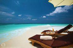Paradise awaits... Maldives