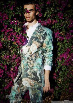 Male Fashion Trends: Cameron Boyce para Cool America Magazine por Juan Algarín