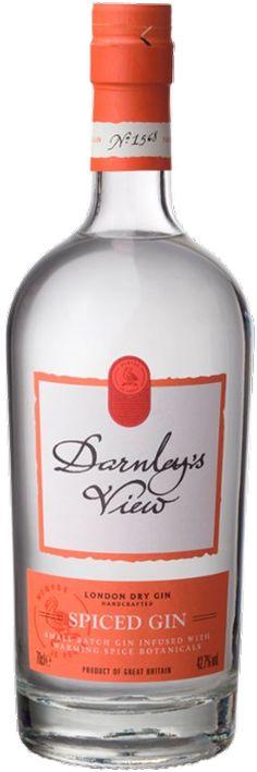 Darnley's View Gin épicé