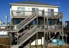 Vacation Rental Topsail Beach-S. Anderson Area & Oceanfront | PICCOLO PARADISO