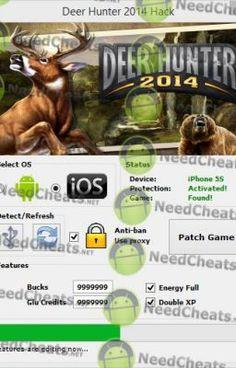 """Read """"Deer Hunter 2014 Hack Apk Unlimited Money Glu Credits Energy - How to Hack Deer Hunter 2014 Cheats Android iOS iPhone iPad"""" #wattpad #humor"""
