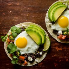 Food for the Morning After: Spicy Huevos Rancheros #FWx