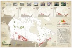 75 years of conservatio excellence. Ducks Unlimited Canada