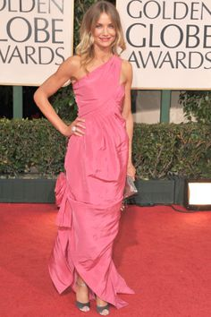 Golden Globes Best Looks Ever - Celebrity Golden Globes Fashion - Marie Claire
