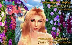 Princess Collection Tiara 02 at Ladesire • Sims 4 Updates