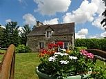 Cottage in Seglien, Morbihan. Brittany, France. Book direct with private owner. FR3264