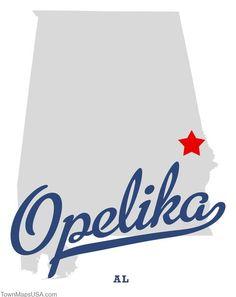 opelika alabama, my dad's hometown - Bing Images