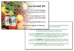 Juice plus business cards uk image collections card design and juice plus business cards uk images card design and card template juice plus business cards uk reheart