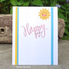 Created by Lols using the june 2015 card kit by Simon Says Stamp.