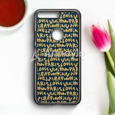 Louis Vuitton Text 1 Google Pixel XL Case   armeyla.com