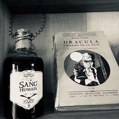 Dracula needs human blood #dracula #vampire #blood #humanblood