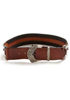 Vintage Hey Dudette Belt