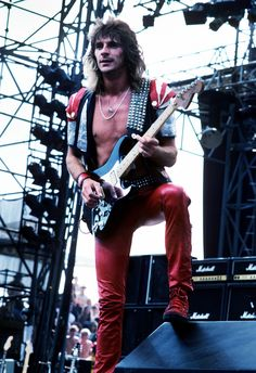 Judas Priest - U.S. Festival 1983