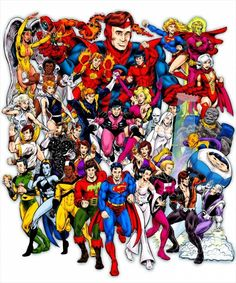 The Legion of Super Heroes