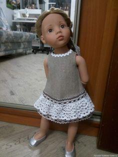 Готц вдохновляют на эксклюзивы / Куклы Gotz - коллекционные и игровые Готц / Бэйбики. Куклы фото. Одежда для кукол