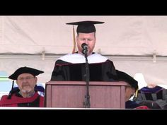 "Joss Whedon, the director of ""The Avengers"" and creator of some of the greatest iconic women TV action heroes like Buffy the Vampire Slayer and Zoe Washburne (""Firefly""), graduated from Wesleyan University a long time ago. He gave a very philosophical.commencement speech."