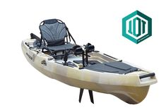 Fishing pedal fin drive kayak from Leisure kayaks Pedal Kayak, Camo Colors, Kayaks, Gym Bag, Fishing, Bags, Handbags, Duffle Bags, Fishing Rods