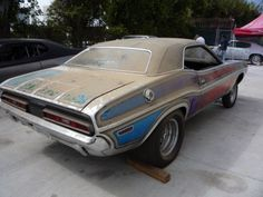 Best classic cars and more! Vintage Racing, Vintage Cars, Junkyard Cars, Car Barn, Dodge Power Wagon, Old Classic Cars, Super Sport Cars, Abandoned Cars, Dodge Challenger