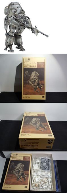 Other Models and Kits 774: * Maschinen Krieger * Ma.K *1 20 White Knight Mk44h ** Sf3d ** Bonus Surprise -> BUY IT NOW ONLY: $145.5 on eBay!