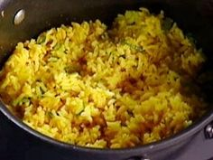 Yellow Rice recipe - Emeril