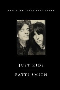 """Just Kids/Patti Smith  Amazing story of connected souls. Visit and """"Like"""" Eleventh Hour Fiction at https://www.facebook.com/EleventhHourFiction"""