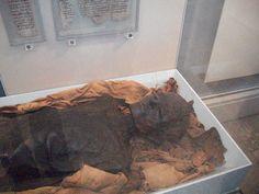 Cleopatra's mummy