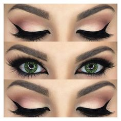 Waterproof Winged EyeLiner ❤ liked on Polyvore featuring beauty products, makeup, eye makeup and eyeliner