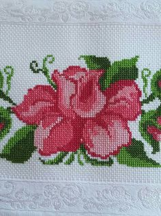 Hand Embroidery, Cross Stitch Patterns, Diy And Crafts, Projects To Try, Barbie, Roses, Cute Cross Stitch, Cross Stitch Baby, Cross Stitch Flowers