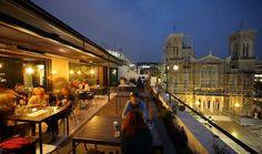 ArtTable | Αθήνα: Οι ωραιότερες ταράτσες για ποτό