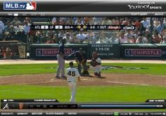 Baseball MLB 2012 in diretta streaming GRATIS in HD sul PC