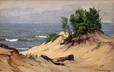 Charles Vickery: Original Paintings: Item# 16551B