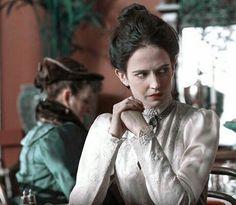Analizamos el vestuario gótico victoriano de Penny Dreadful, costume design.