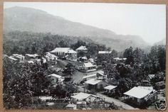 Countryside outside Port au Prince circa 1935. Haiti Tools and Resources - Vintage Photos