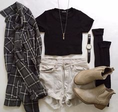 outfit, fashion, and clothes Bild