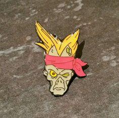 Now mine. Rare old cartoon character ☆ Metal Enamel ☆ Pin Badge ☆