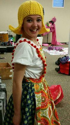 Shrek the Musical Duloc Crochet Costume Hat BULK by PichiPrincess
