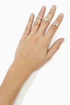 Paragon Ring Set