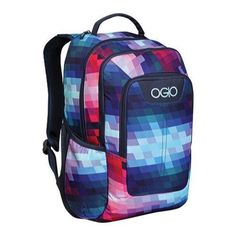 OGIO International Women's Operatrix Laptop Backpack, Kaleidoscope